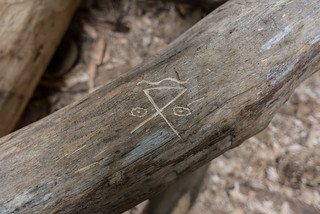 Hobo Symbol for Safe Camp w/ Clean Water | by goingslowly
