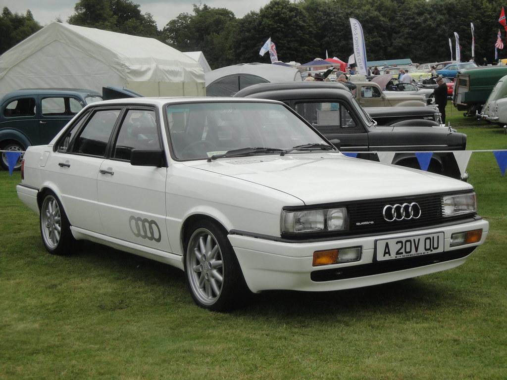 1985 Audi 90 Quattro 20V   Alan Gold   Flickr