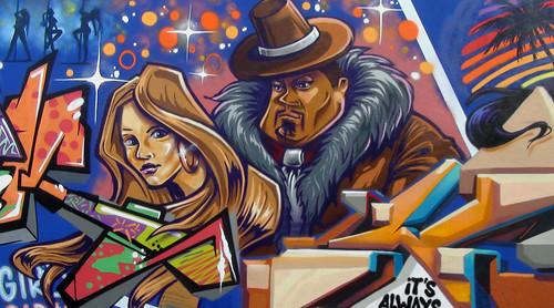 Porr Graffito
