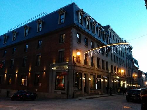 Hotel Nelligan, 106 rue Saint-Paul ouest