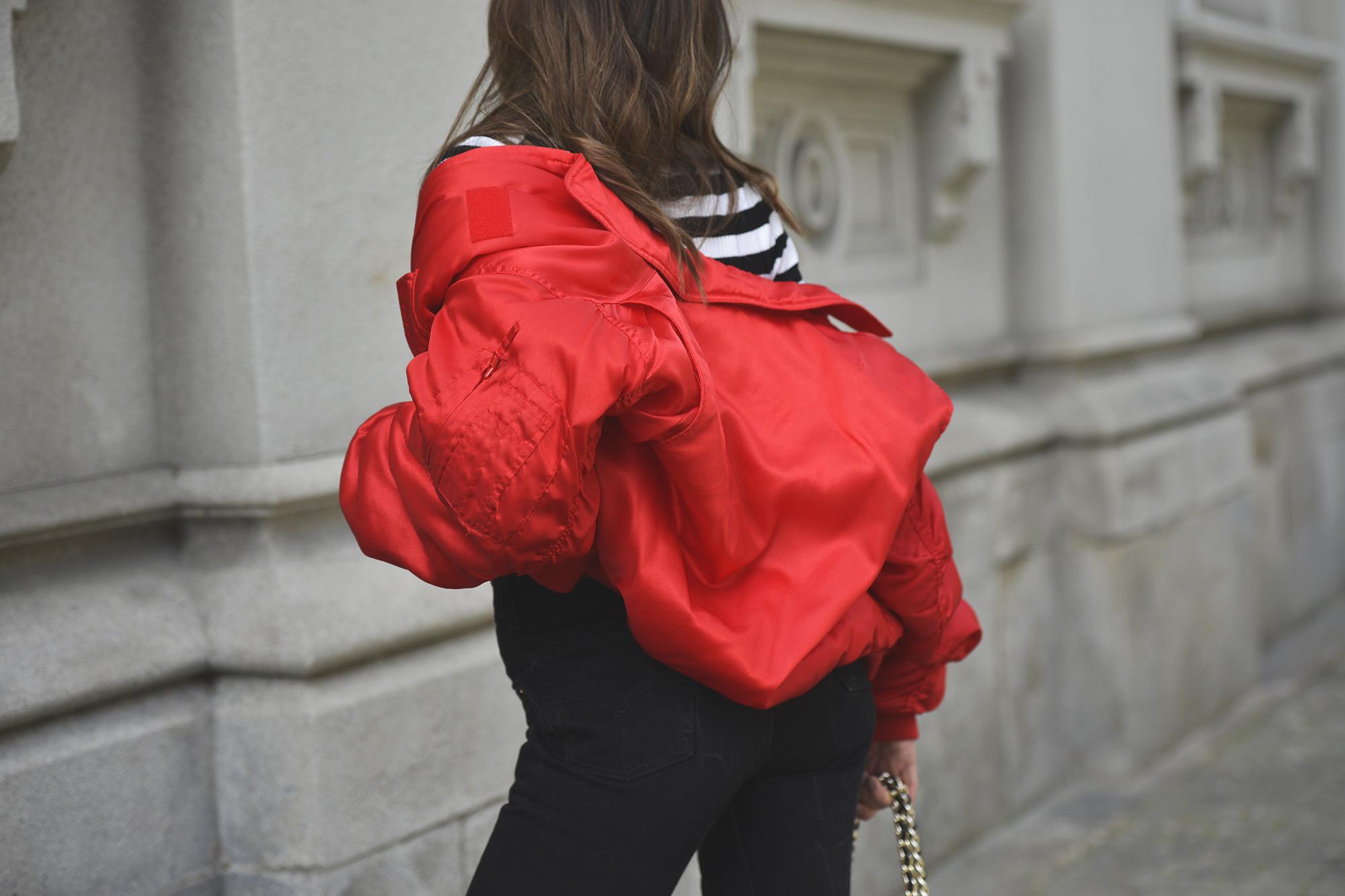 Red bomber