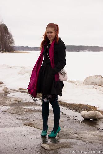 MarksSpencerUrbanOutfittersCobblerinaPäivänAsu OOTD outfit my style Fashion winter looks styleblog finland tyyliblogi muoti
