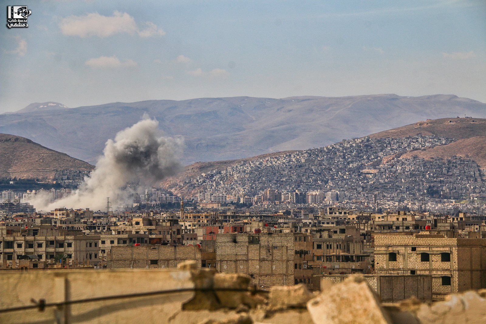 And the battle of the silent Damascus started.. | by Take a look on Syria without propaganda