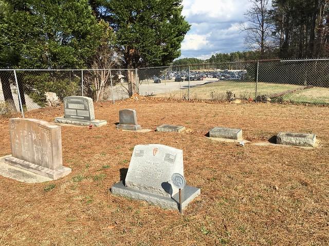Mt. Hermon Baptist Church Cemetery II/RDU