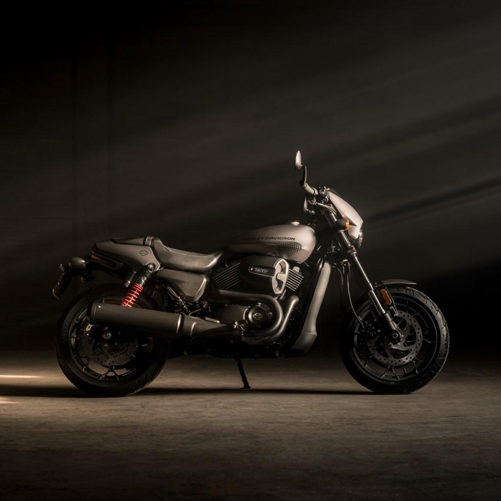 Harley-Davidson-Street-Rod-750