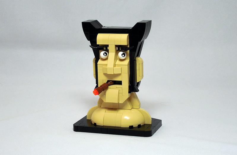 LEGO® MOC by Vitreolum: Logan