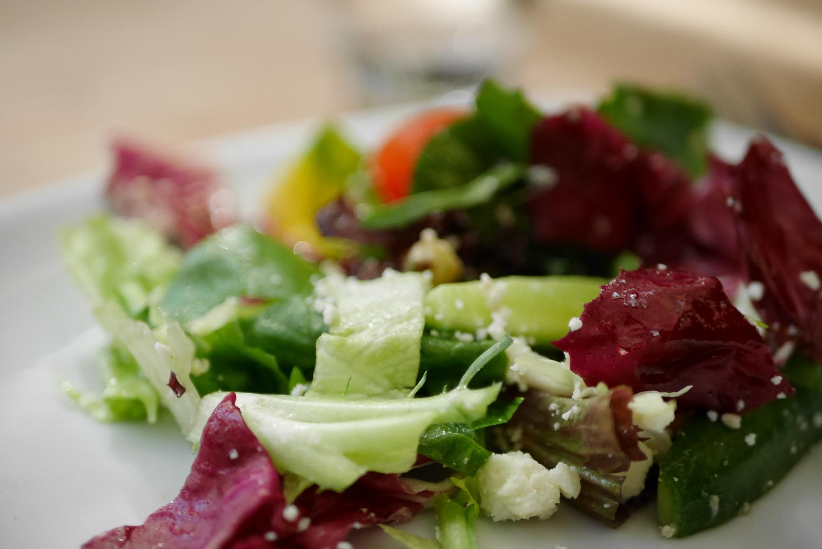 Nusr-Et 起司沙拉Tulum peynir salatası