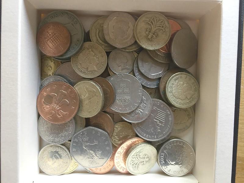 Englisch coins