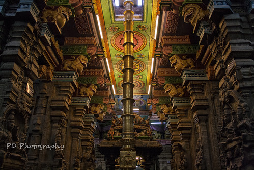 Inside Meenakshi Temple , Madurai | Paramantapa Dasgupta ...
