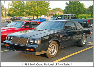 1986 buick grand national ls twin turbo find all of my. Black Bedroom Furniture Sets. Home Design Ideas