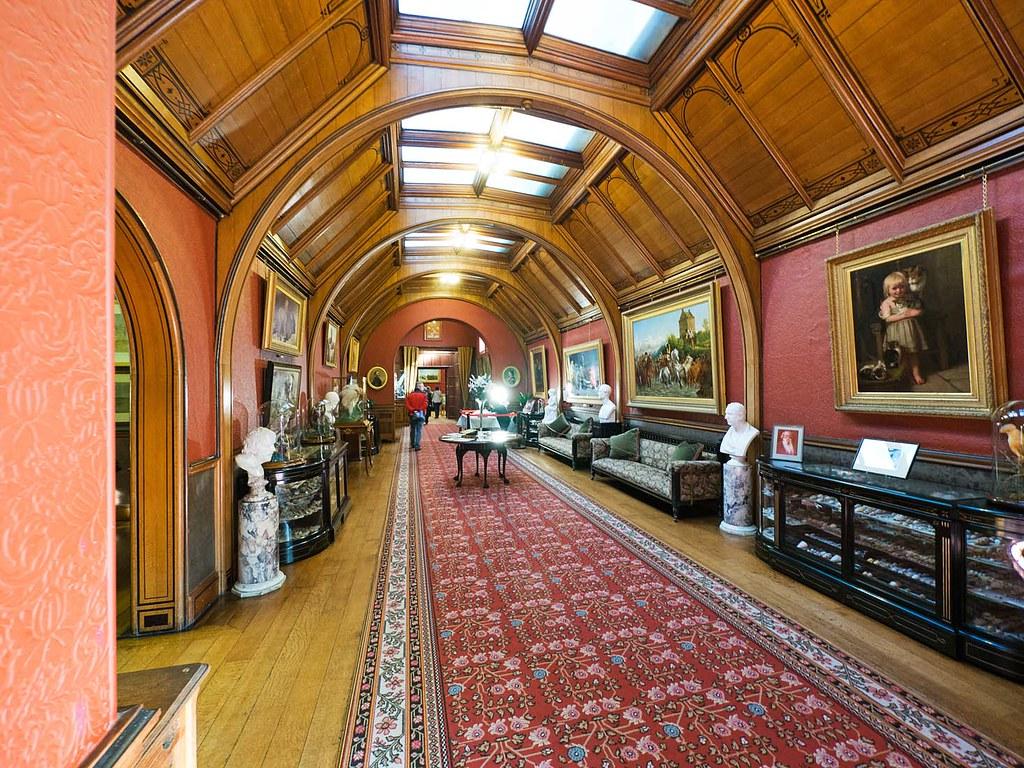 Inside Cragside House Rothbury   Cragside House was the home…   Flickr