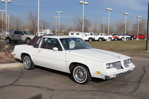 81 Oldsmobile Cutlass Supreme