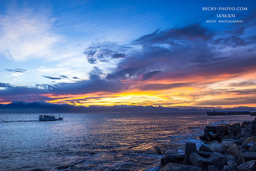 2015.Jun seascape @Liuqiu小琉球美景 | by http://becky-photo.com