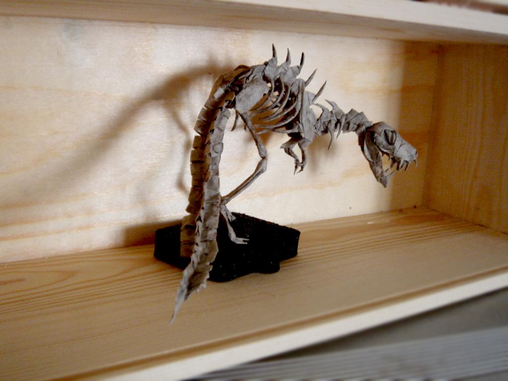 Issei Yoshino Skeleton Of Tyrannosaurus Rex
