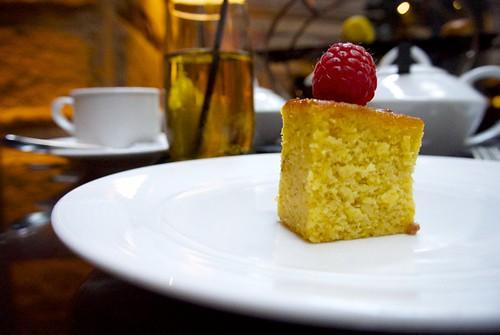 A bit of cake
