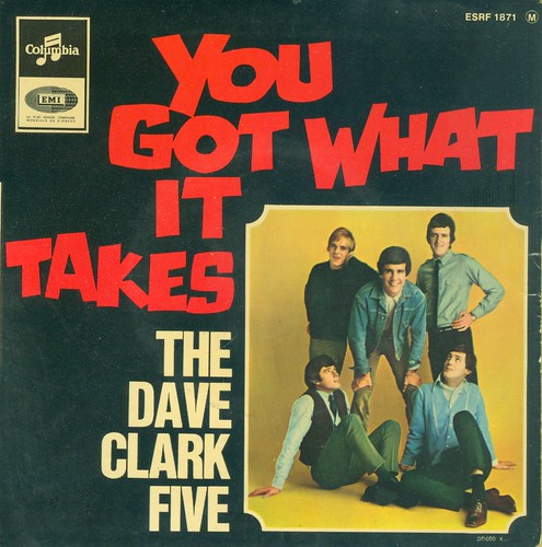 The Dave Clark Five Session With The Dave Clark Five