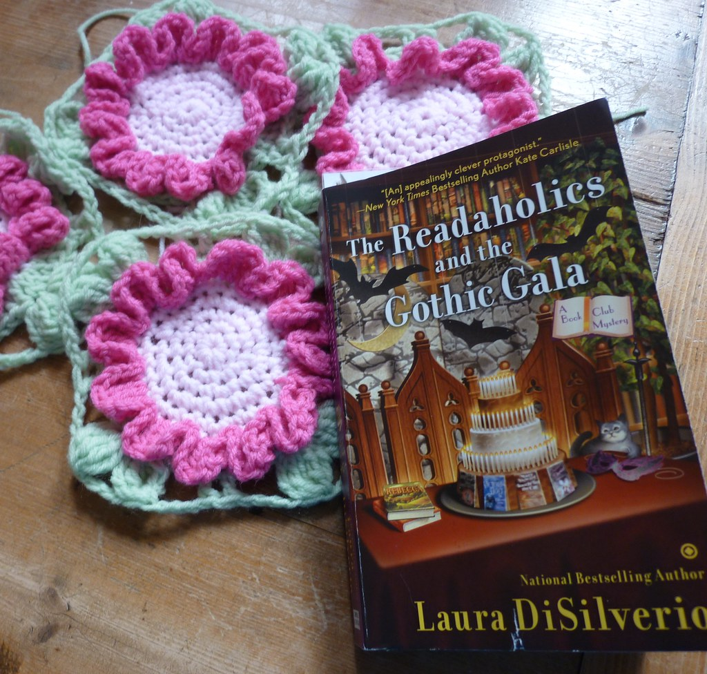 Reading and Crochet