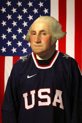 George Washington USA Hockey
