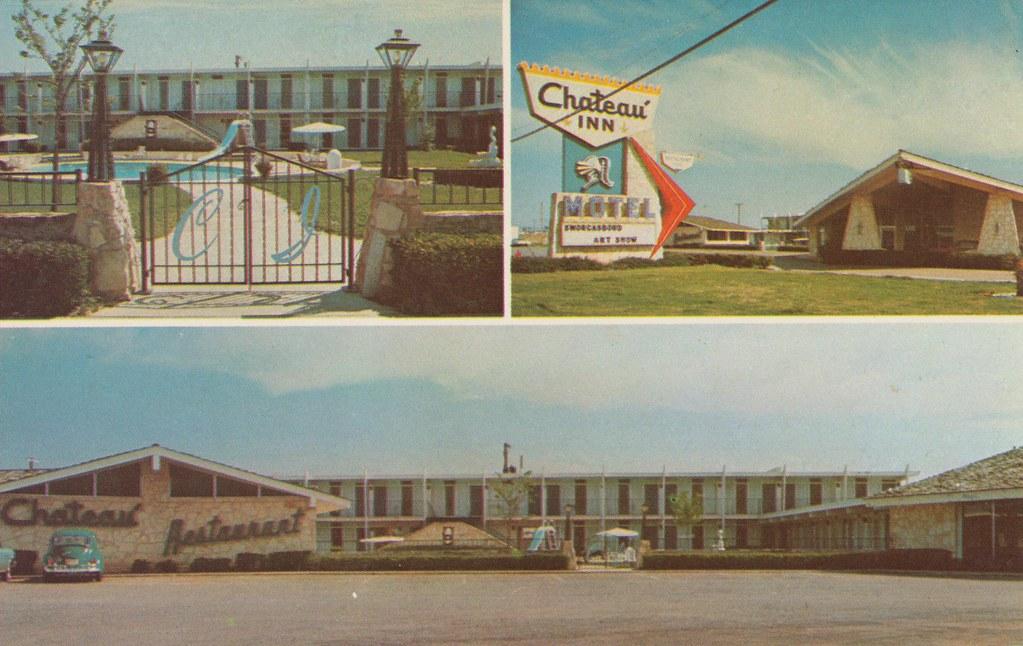 Chateau Inn Motel & Restaurant - Yukon, Oklahoma