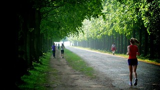 Running • France • Versailles | by Living Fitness UK