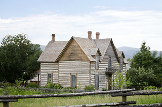 Tinsley living farm house - Museum of the Rockies - 2013-07-08 | by Tim Evanson