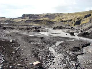 063 Kloof bij Sólheimajökull