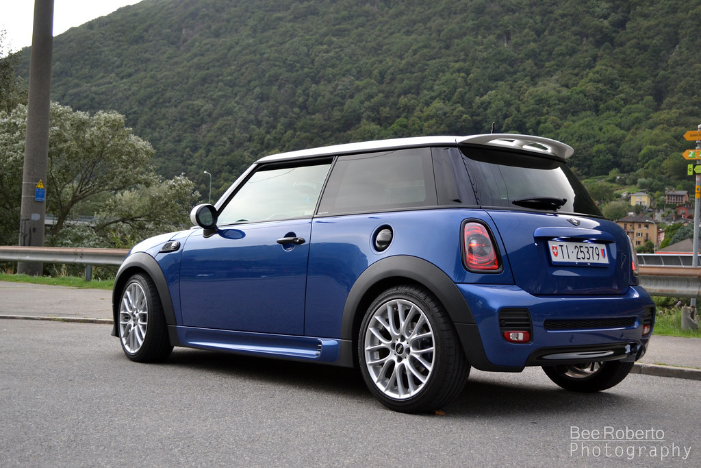 Mini Cooper D R56 Lci August 2013 Roby 21 Flickr