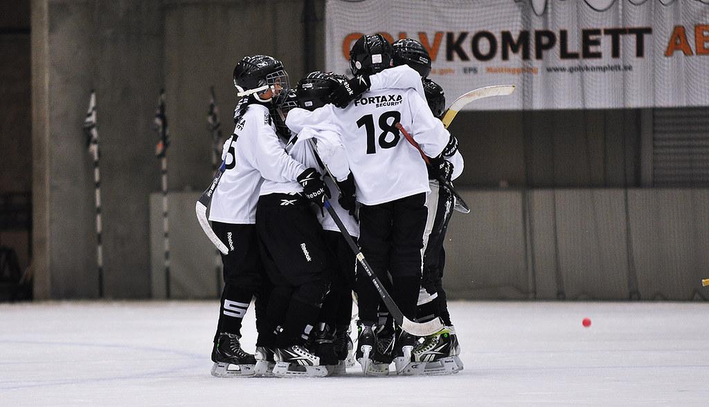 SAIK Svart - Helenelund (U03) | Knatten Cup 2014 i Göransson