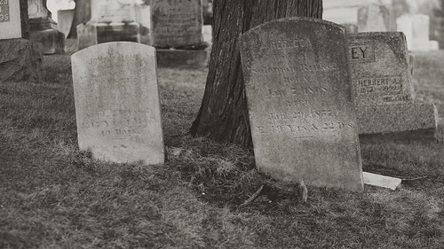 Headstones | by helicopterspy