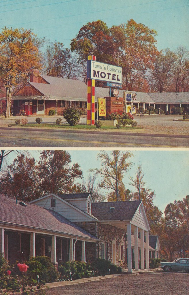 Town 'n Country Motel - Falmouth, Virginia
