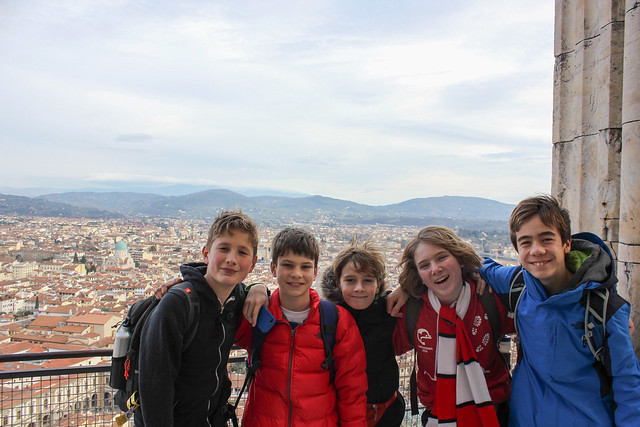 Year 7 and 8 Italy Trip - February 7th-14th, 2017