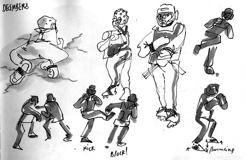 Sketchbook #102 My Life Drawing Class