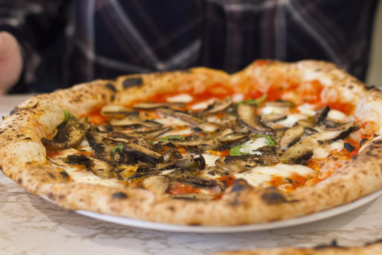Rudys Pizza - Portobello