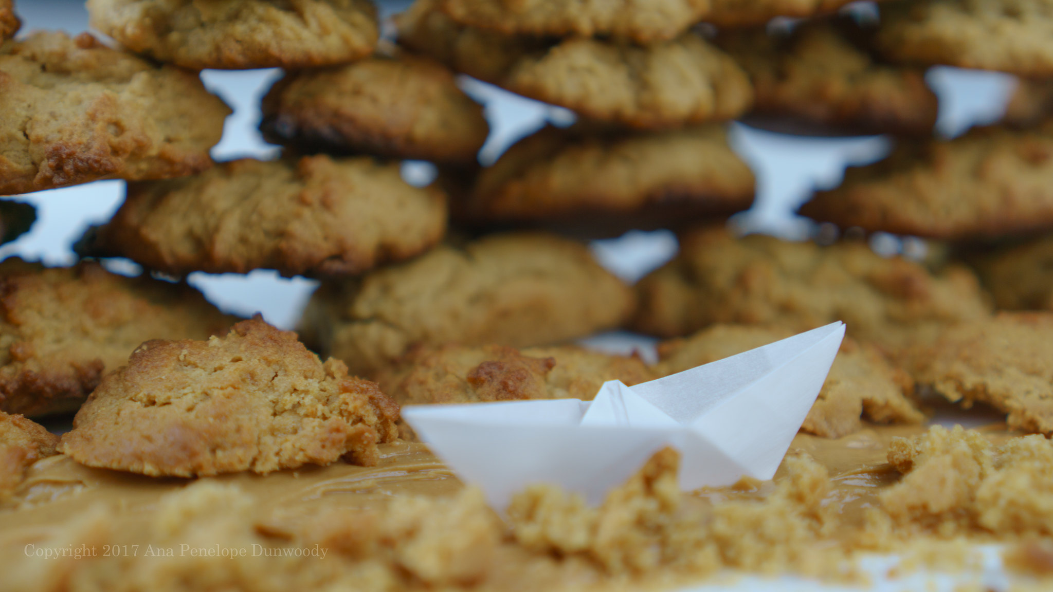 Peanut Butter Drop Cookies