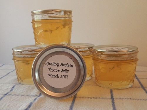 Wine and Herb Jelly