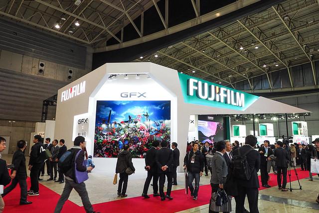 【CP+ 2017】Fujifilm GFX 50s | 02