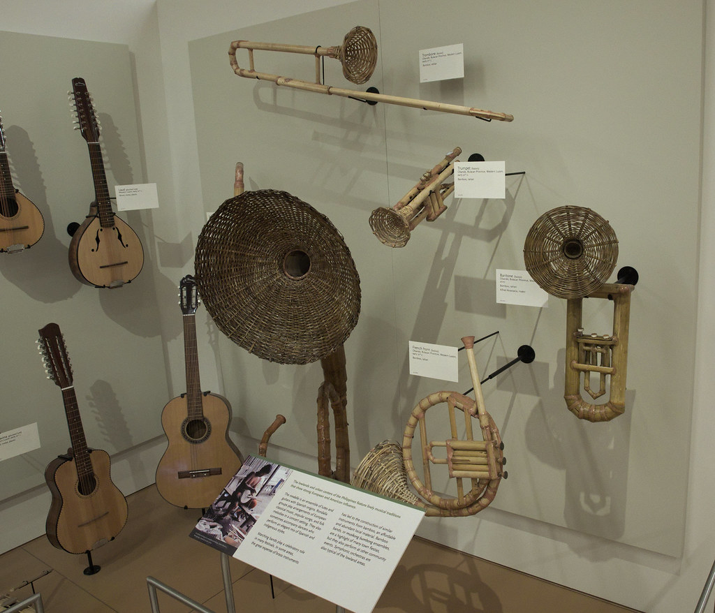 rondalla instruments with description