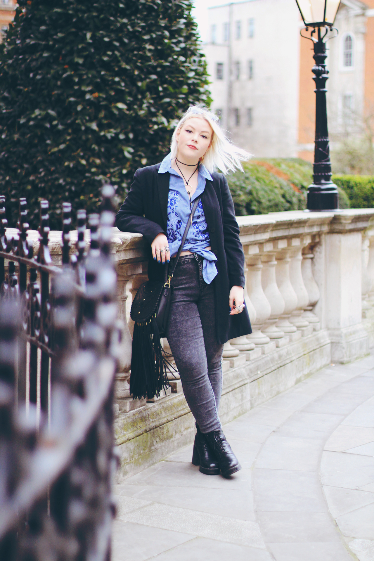 OOTD: Denim Days