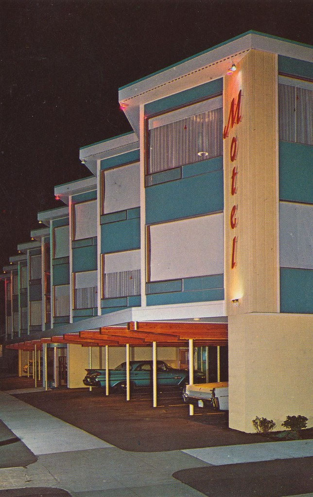 Uptown Motel - Port Angeles, Washington