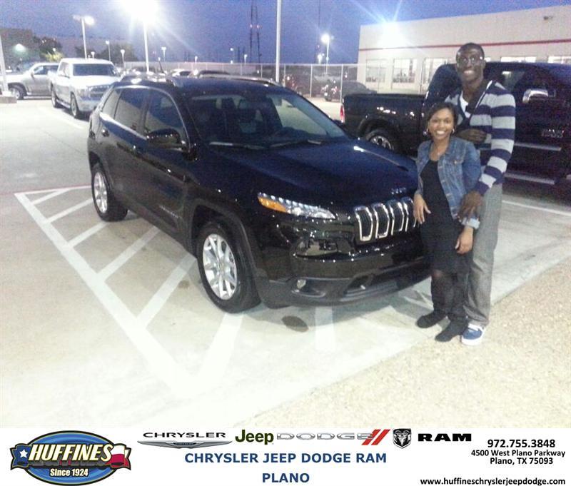 ... Huffines Chrysler Jeep Dodge Ram Plano Texas Customer Reviews Dealer  Testimonials   ORSON THOMAS U0026 MARESHA