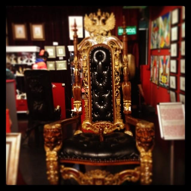 Кресло для сексуальных утех фото 108-854