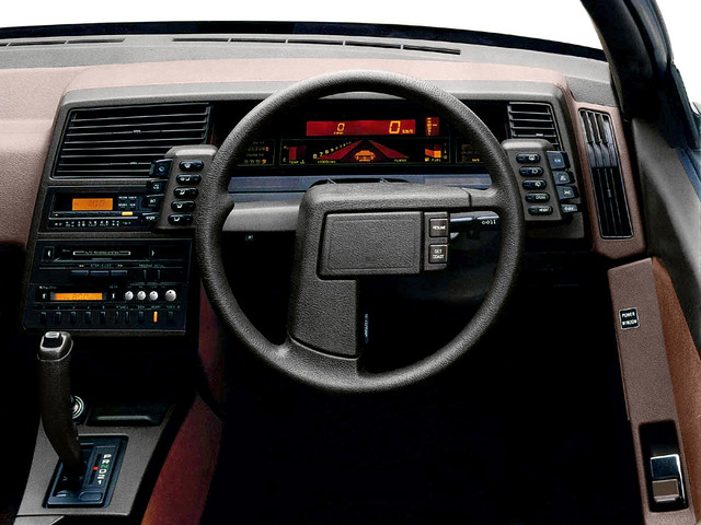 Subaru Alcyone (AX) '1985–91