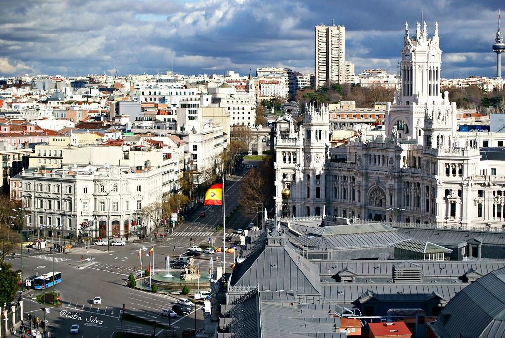 Madrid Azotea Circulo De Bellas Artes 9 Sony Dsc