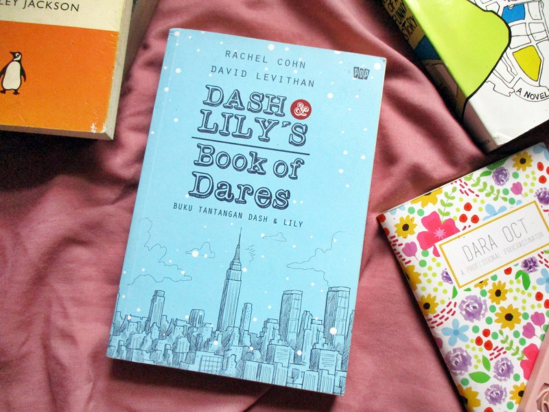Dash & Lily's Books of Dares by Rachel Cohn & David Levithan - Hola Darla