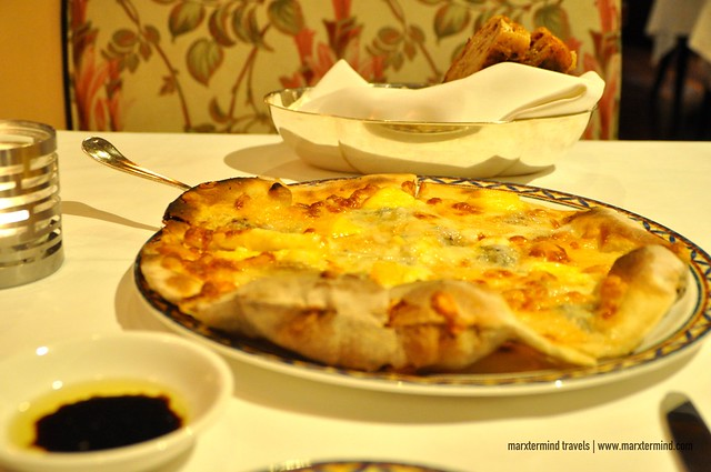 Dinner at Villa Danieli Sheraton Imperial Kuala Lumpur