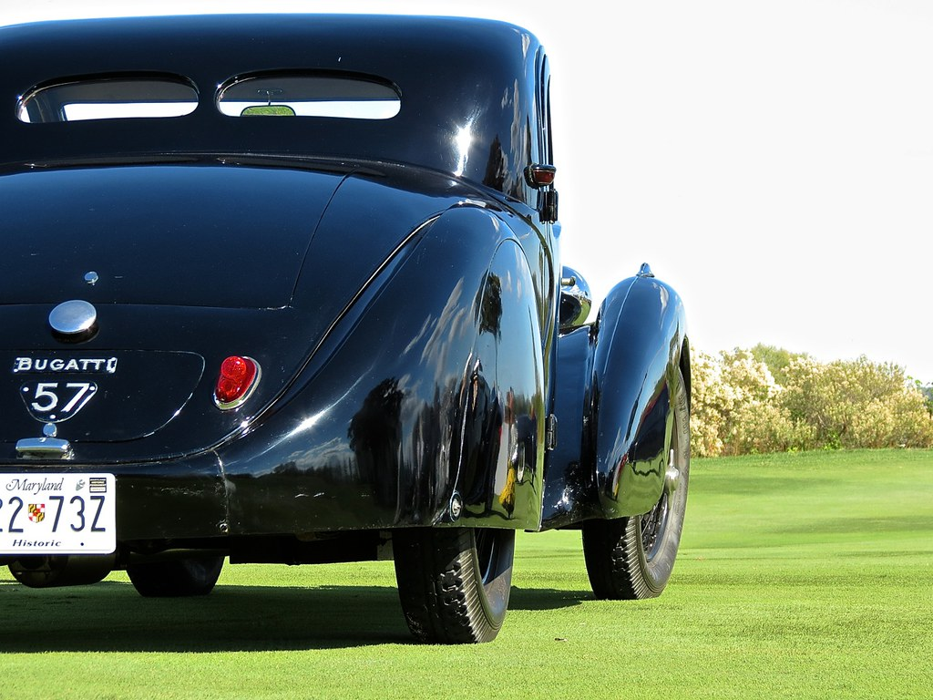 Bugatti Type 57 Atlante St. Michaels 5