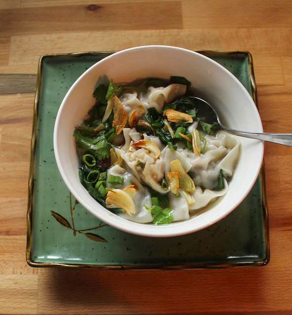 Recipe Review Allrecipes Magazine Thai Wonton Soup