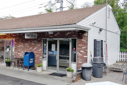 South Lyme, CT post office | by PMCC Post Office Photos