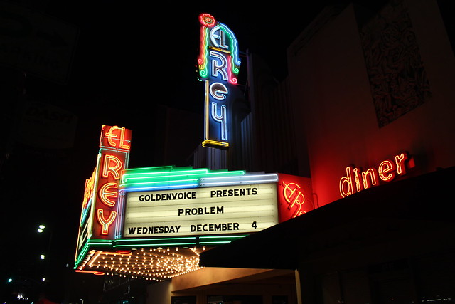 The El Rey Theatre