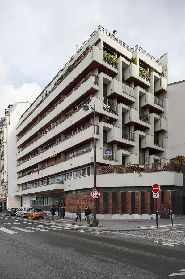 166, rue Cardinet, Paris | D745_082 04/01/2014 : Paris 17e, … | Flickr